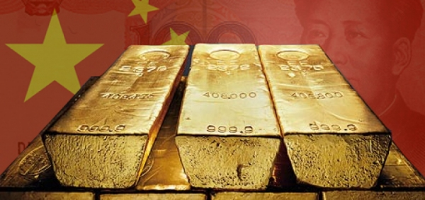 China Gold Backed Yuan